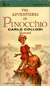 Chasing the Blue Fairy: Pinocchio's Role in the Trust Me Series